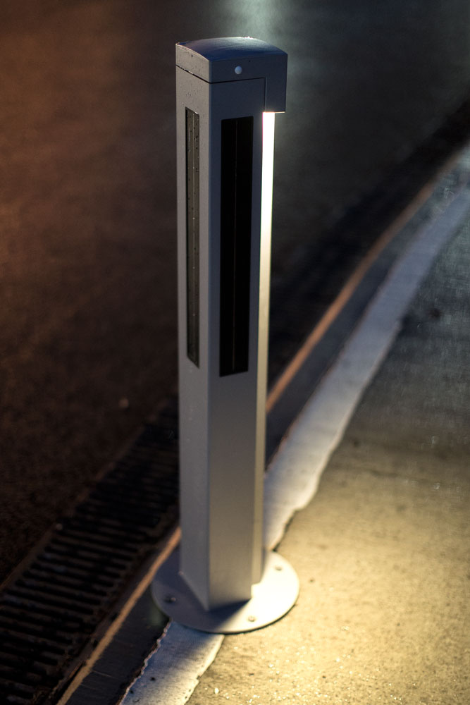 solispost cost effective architectural lighting