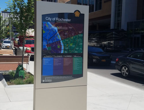 Vitrum Display Case and the Multi-Purpose Kiosk