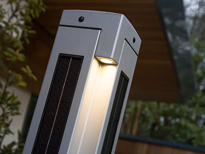 Solispost eco-friendly lighting