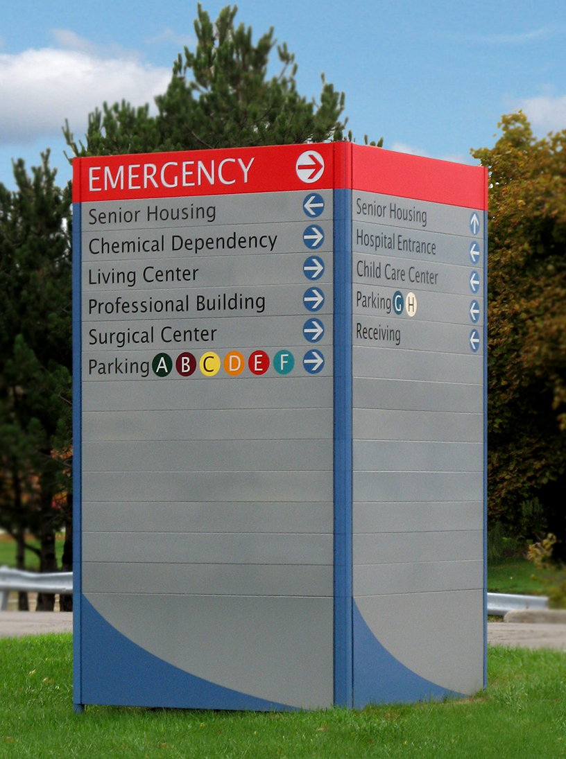 rules for effective wayfinding