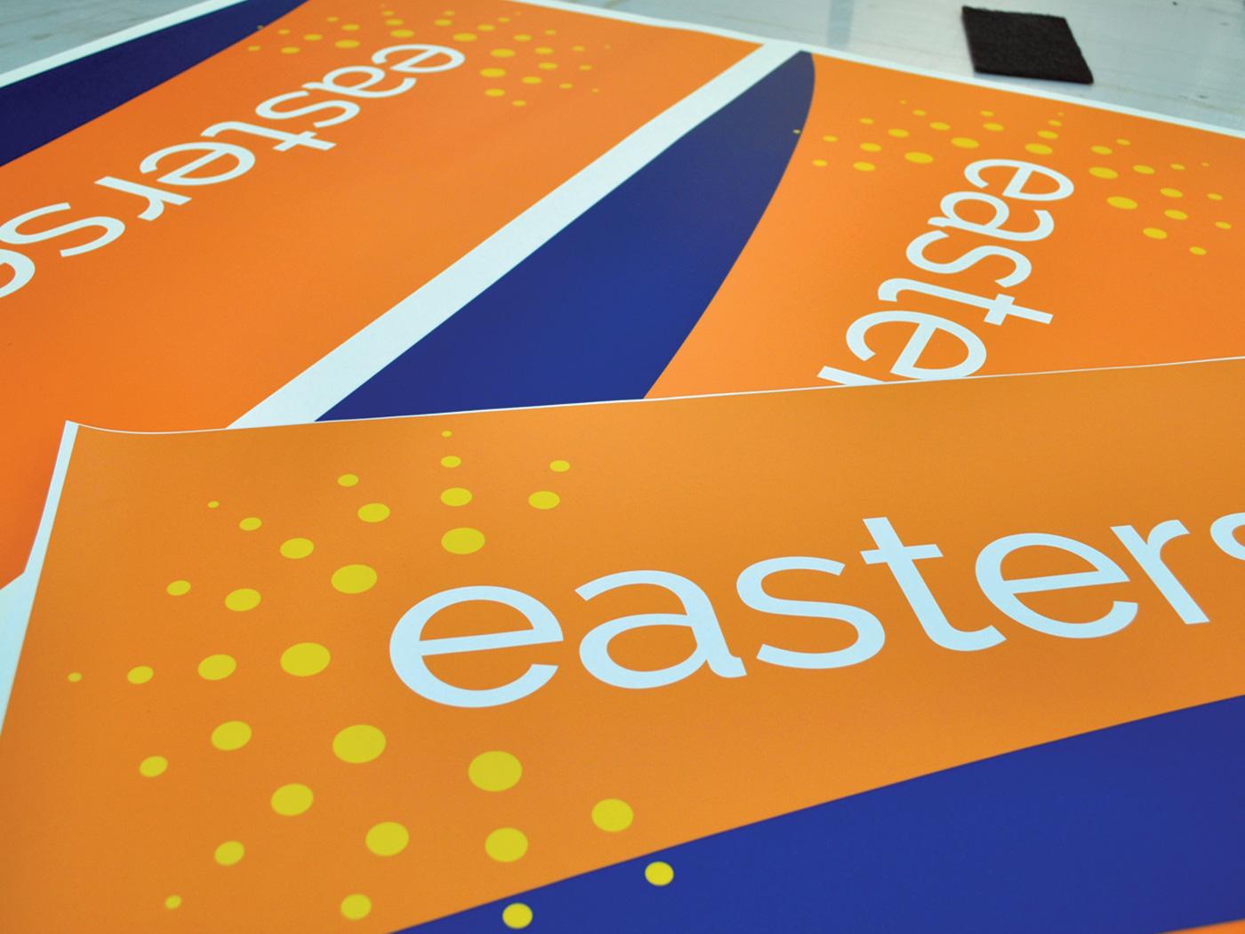 Easterseals brand identity