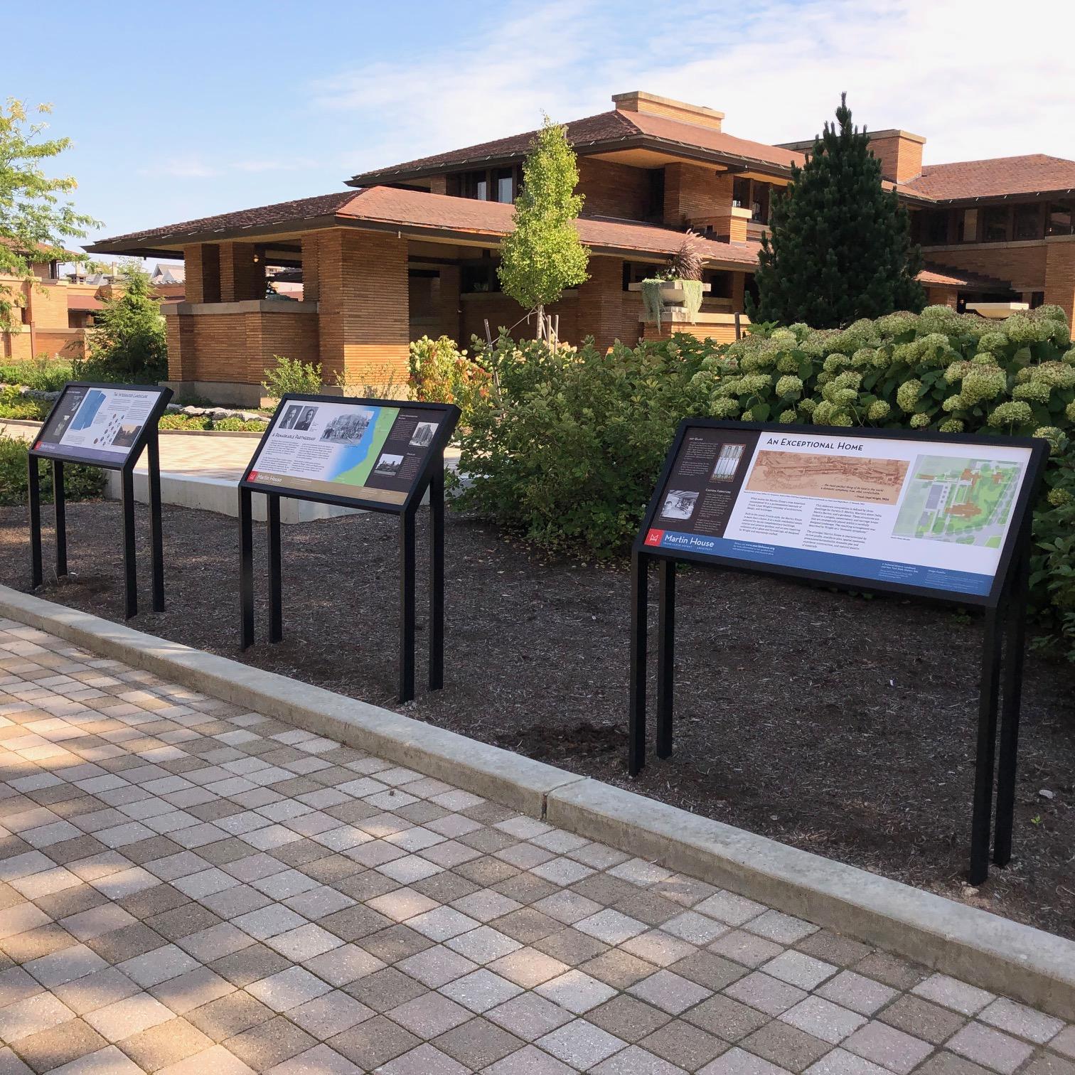 Signage & Wayfinding for Parks