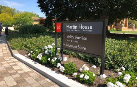 Darwin Martin wayfinding 1