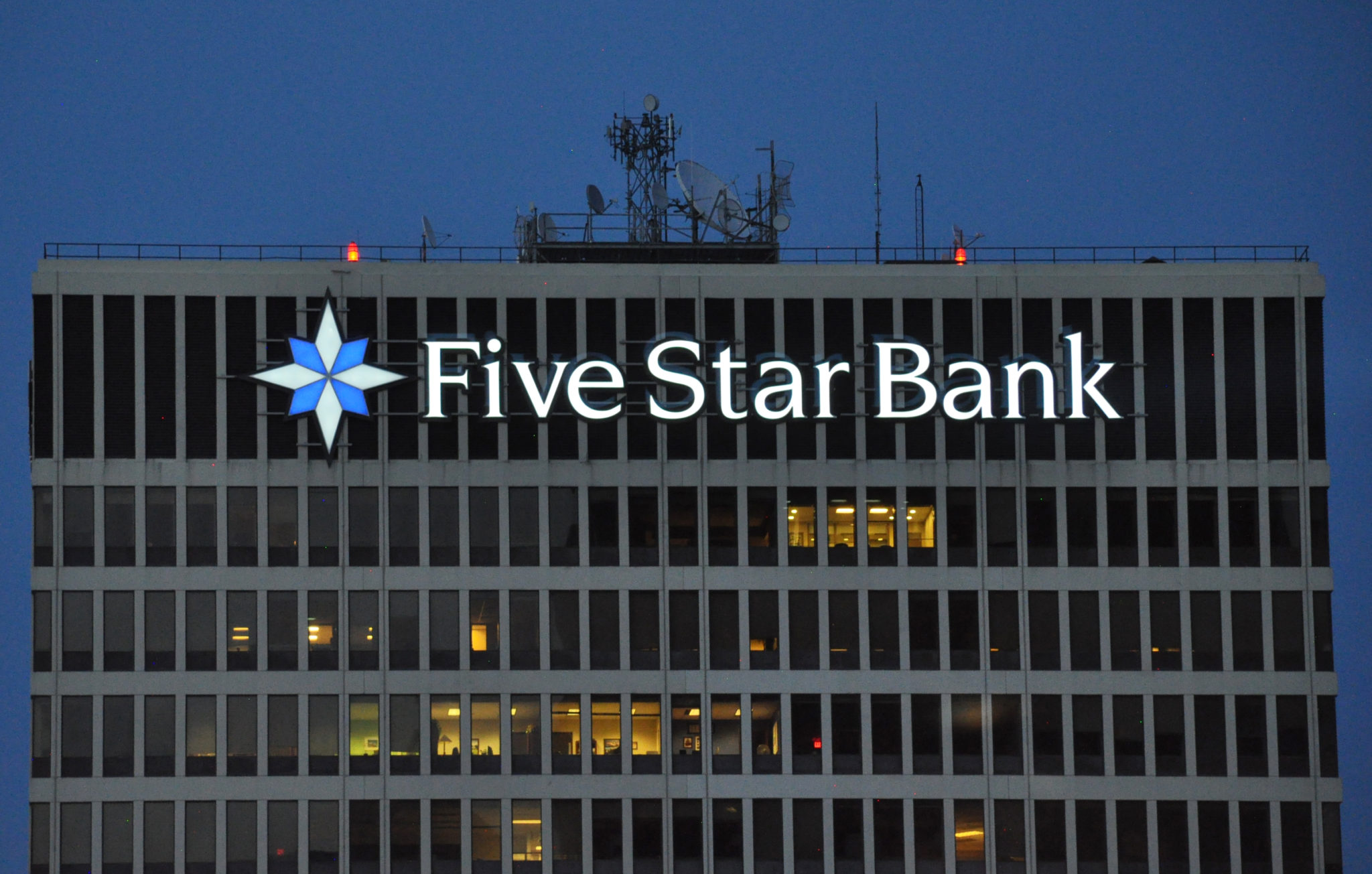 Five Star Bank Rochester