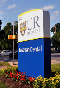 Eastman Dental Wayfinding