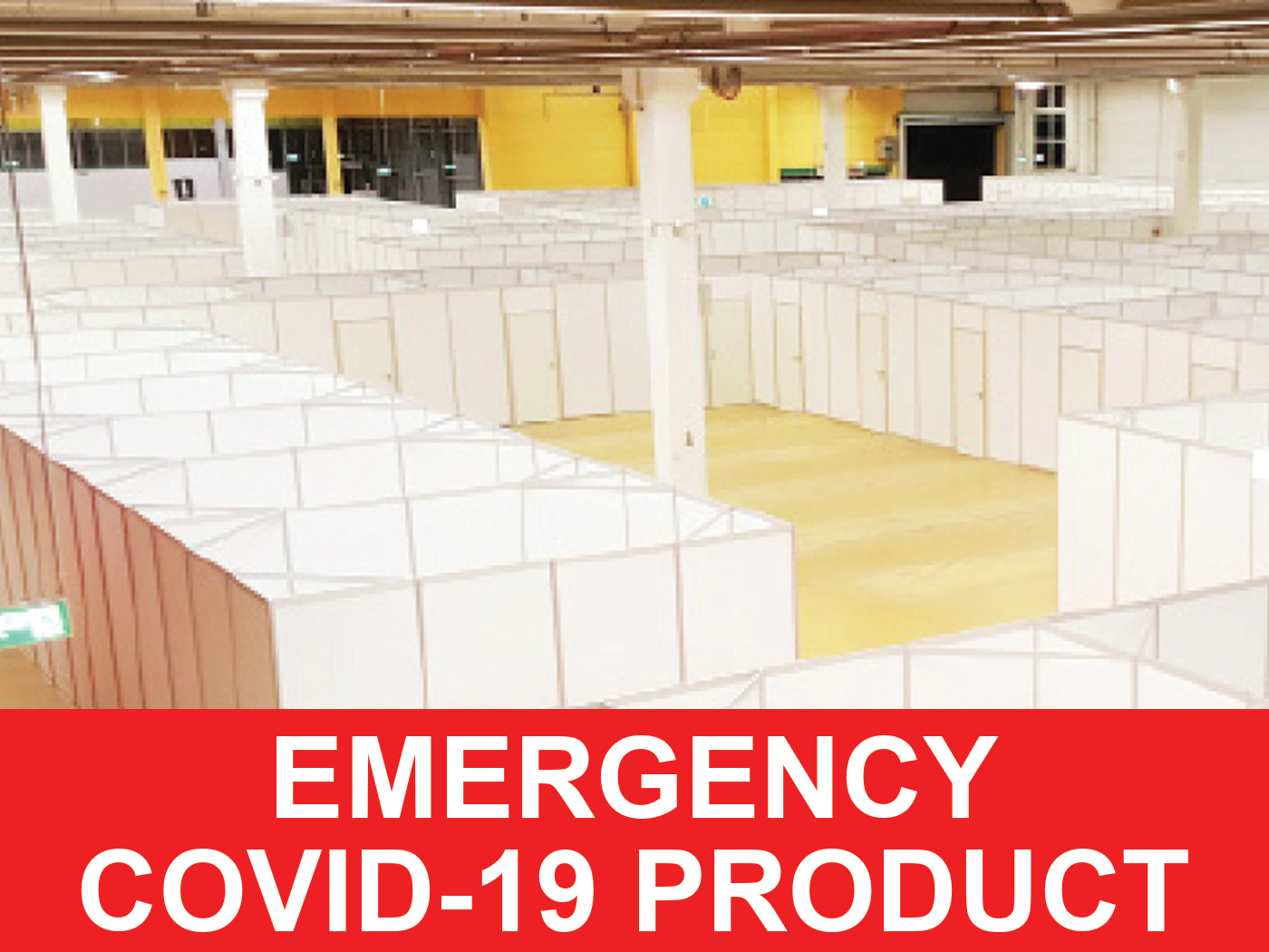 COVID Wall Systems