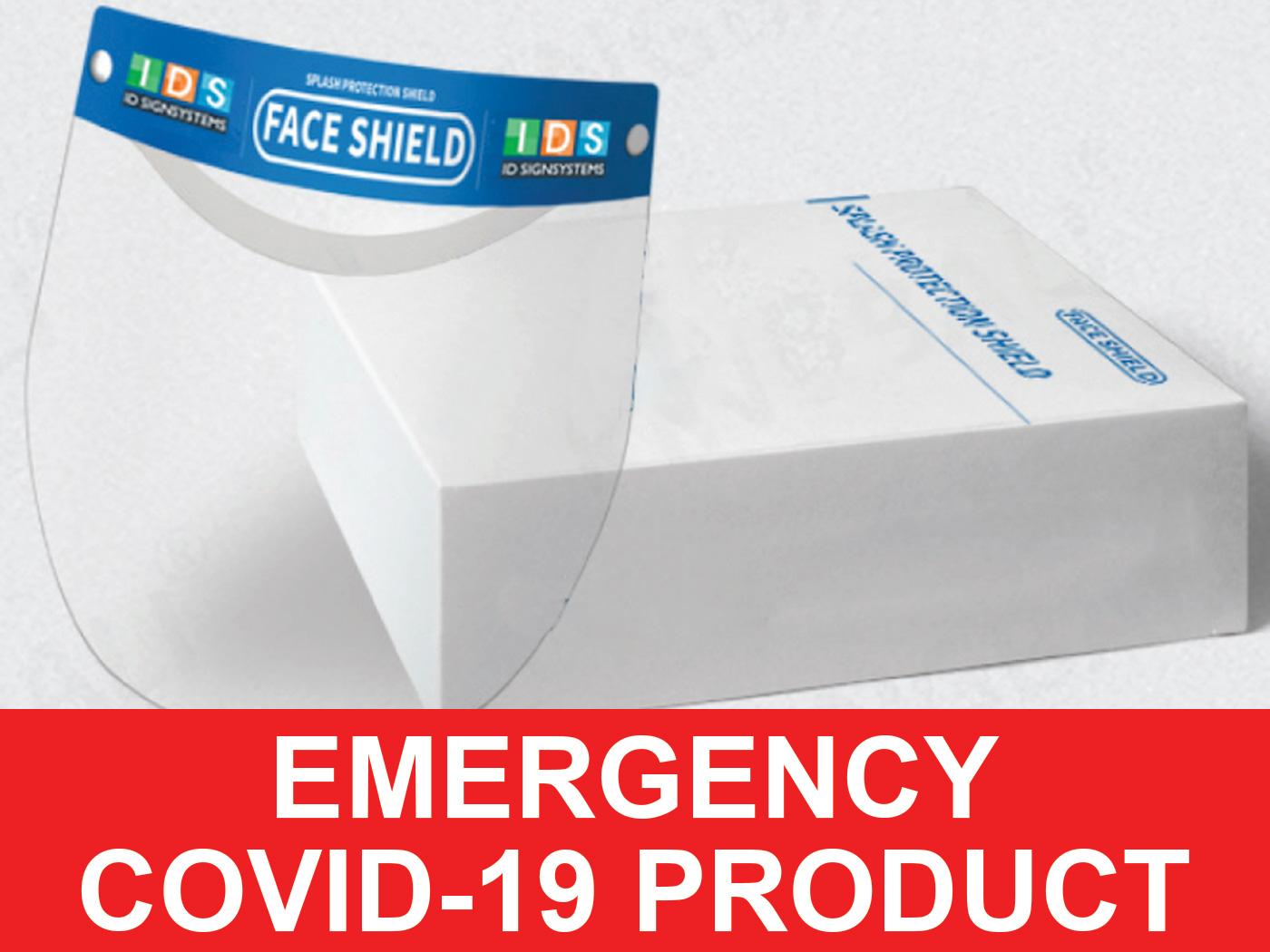 COVID Face Shield