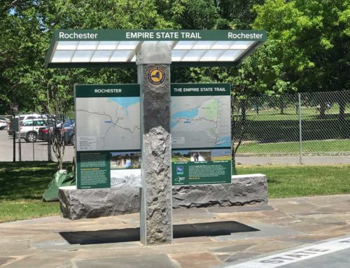 News: Local Company Partners in Empire State Trail Landmarks