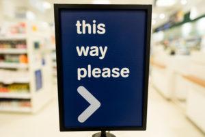 Generic Wayfinding Signage