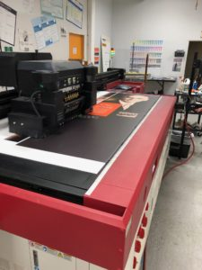 IDS Sign Company Printing for Syracuse University