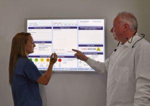 Hospital Communication Board