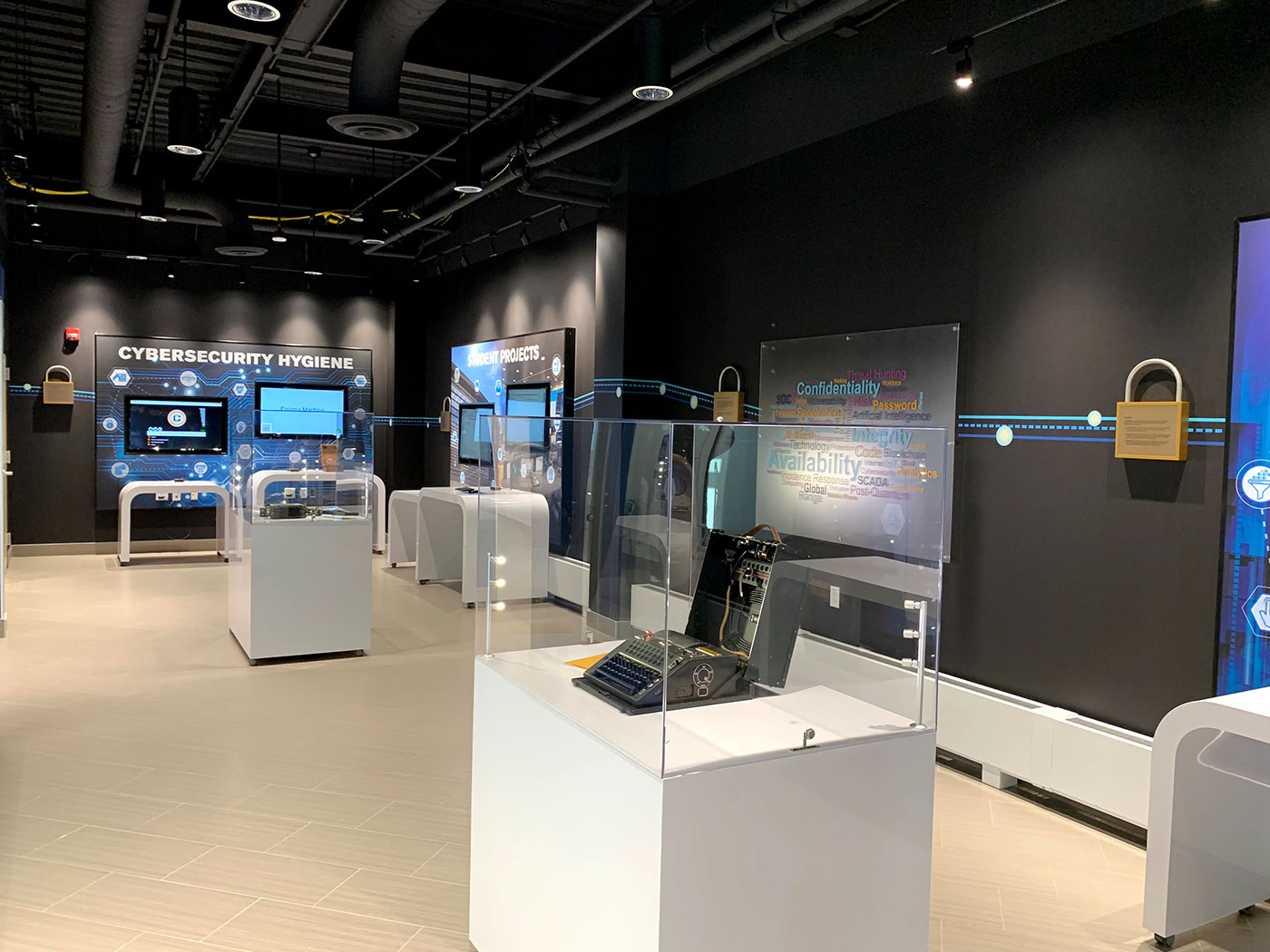 Complete Brand Environment Exhibit