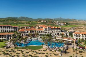 spas and resorts - options for solar signs