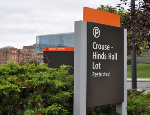 At the Intersection of Campus Wayfinding and Identity