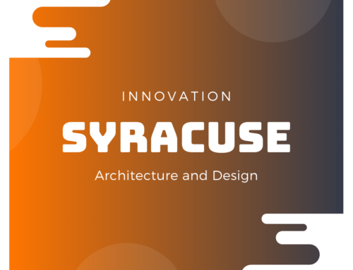 News: Syracuse Renewed Through Innovative Design Projects
