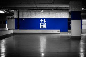 hospital decision points parking