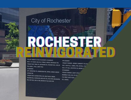 News | Rochester Reinvigorated: Upgrades in Landmark Signage Benefit City and Local Business