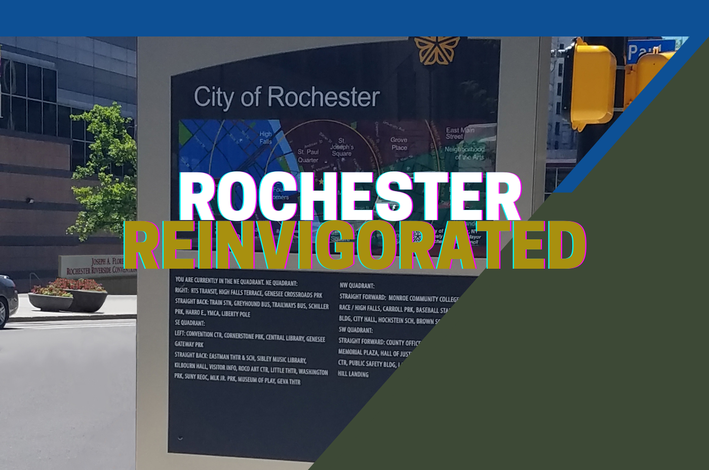 Rochester Reinvigorated